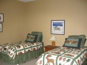 Bedroom Painting, Aurora, CO.