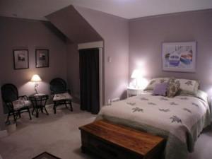 Bedroom Painting, Boulder, CO.