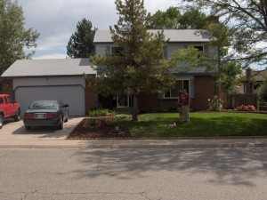 Exterior Painting in Arvada, CO.