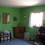 Green Paint, Denver, CO.