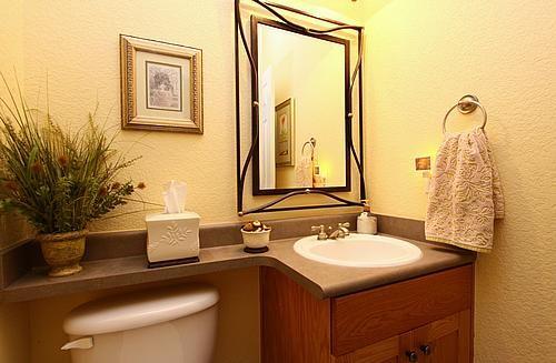 Bathroom Painting, Denver CO