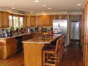 Refinishing Kitchen Cabinets