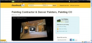 Painting Contractor and Denver Painters, Painting Colorado