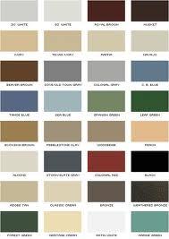 Gutter Colors